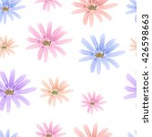 pattern with multicolored... | Shutterstock .eps vector #426598663