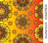 seamless floral pattern.floral...   Shutterstock .eps vector #426605833