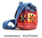 Indian Handbag Isolated