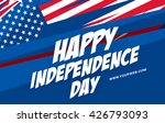 fourth of july independence day | Shutterstock .eps vector #426793093