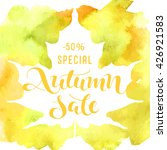 Autumn Sale   Handwritten...