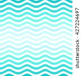 wave pattern. | Shutterstock . vector #427224697