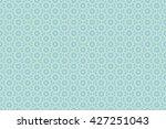 seamless background pattern ... | Shutterstock . vector #427251043