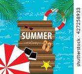 summer background   Shutterstock .eps vector #427258933
