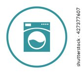 laundry machine icon  laundry...
