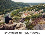 View On Harpers Ferry From...