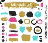sale banners design | Shutterstock .eps vector #427593367