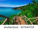 azeda beach in buzios  rio de... | Shutterstock . vector #427644733