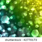 Bright Shone Multi Coloured...