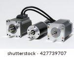 electric motors  ac servo motor ...   Shutterstock . vector #427739707