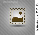 picture vector icon | Shutterstock .eps vector #427793113