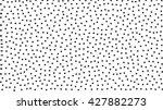 dot black halftone  | Shutterstock .eps vector #427882273