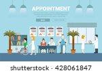 medicine health care... | Shutterstock .eps vector #428061847