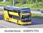 frankfurt germany may 26 double ...   Shutterstock . vector #428091793