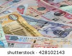 currency of united arab... | Shutterstock . vector #428102143