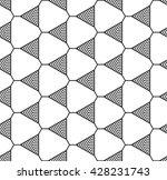 vector seamless texture. modern ... | Shutterstock .eps vector #428231743