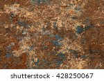 seamless texture of old and... | Shutterstock . vector #428250067