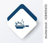 pot icon | Shutterstock .eps vector #428405653