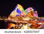 sydney  australia   may 29 ... | Shutterstock . vector #428507047