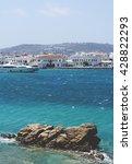 Mykonos  Greece   July 22  201...