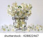 Bouquet Of White Jasmine...