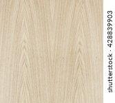 oak wood closeup texture | Shutterstock . vector #428839903