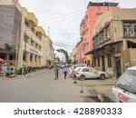 dar es salaam tanzania  ... | Shutterstock . vector #428890333