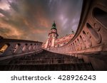 The Town Hall Of Zamosc With...