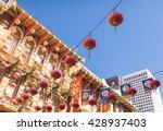 san francisco   september 26 ... | Shutterstock . vector #428937403
