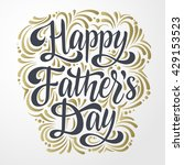 """happy father's day"" vector... 