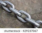 thick chain link   Shutterstock . vector #429237067