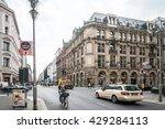 berlin  germany  may 18 ... | Shutterstock . vector #429284113