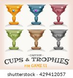 winners cups and trophies for...