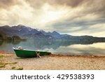 Abandoned Fishing Paddle Boat...