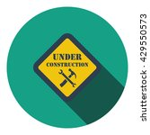 icon of under construction....
