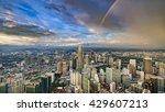 kuala lumpur  malaysia   29 may ... | Shutterstock . vector #429607213