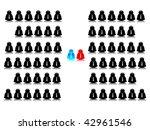 business concept | Shutterstock .eps vector #42961546