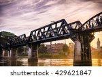 Kanchanaburi Thailand Bridge O...