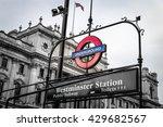 london  uk   august 18  2015 ... | Shutterstock . vector #429682567