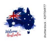 symbol  poster  banner... | Shutterstock .eps vector #429704977