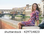 remarkable holiday in florence. ... | Shutterstock . vector #429714823