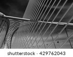 elasticity of the bridge's... | Shutterstock . vector #429762043