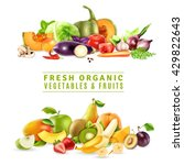 colorful organic design concept ...