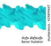 advertisement horizontal banner....   Shutterstock .eps vector #429899647