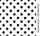 vector pattern  geometric... | Shutterstock .eps vector #429906943
