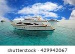 boat in egypt | Shutterstock . vector #429942067