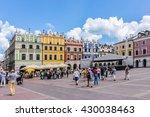 Zamosc  Poland   May 27  2016 ...
