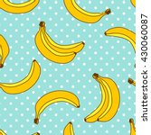 Sweet Bananas Pattern With...