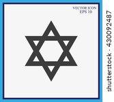 star david icon    Shutterstock .eps vector #430092487