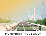 industrial equipment and... | Shutterstock . vector #430110907